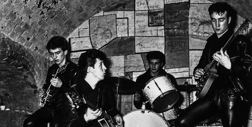 1960s cavern club for Early house music