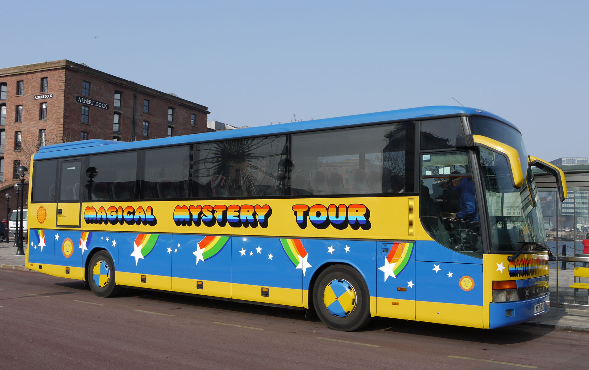 Coach Tours To London Shows