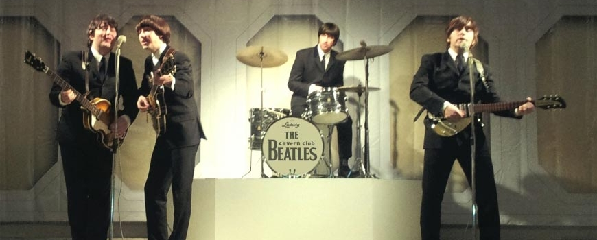 Friday with The Cavern Club Beatles!