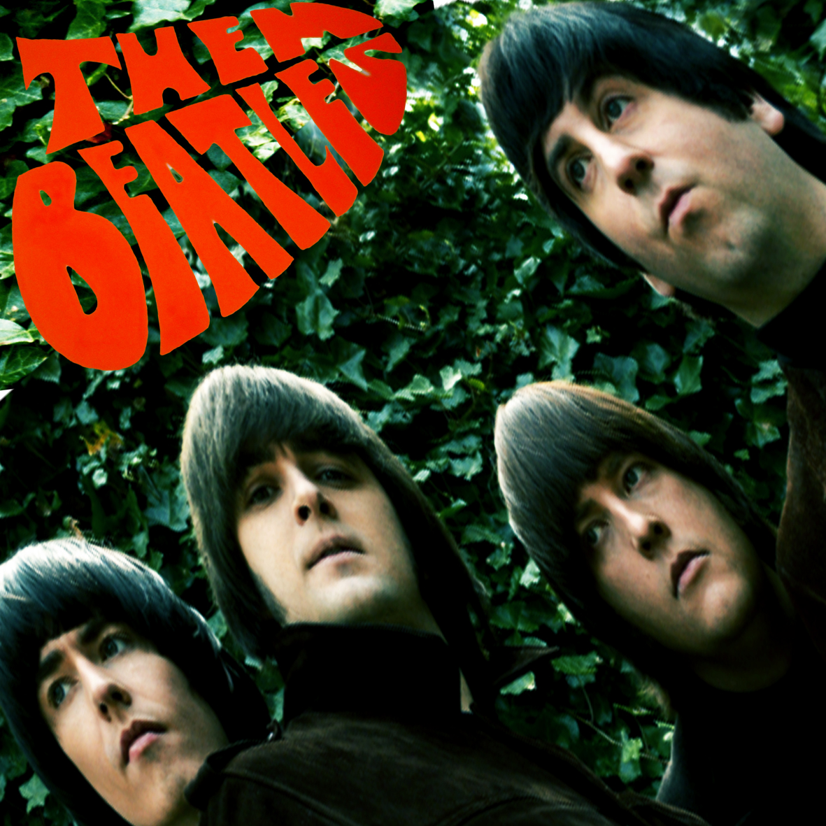 Beatles Rubber Soul 12