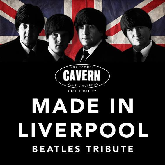 MADE IN LIVERPOOL, Beatles tribute band