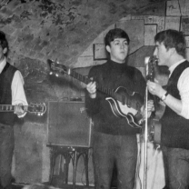 BEATLES ON STAGE (62:63) 1-unknown photographer copy