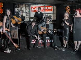 THE HISTORY OF THE CAVERN - BAND PROMO PIC